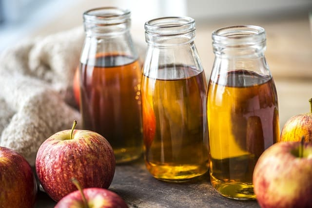 apple juice is high in fructose